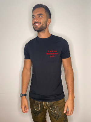 Wirtshaussong T-shirt